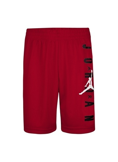 Nike Nike Baskılı Kırmızı Şort Kırmızı